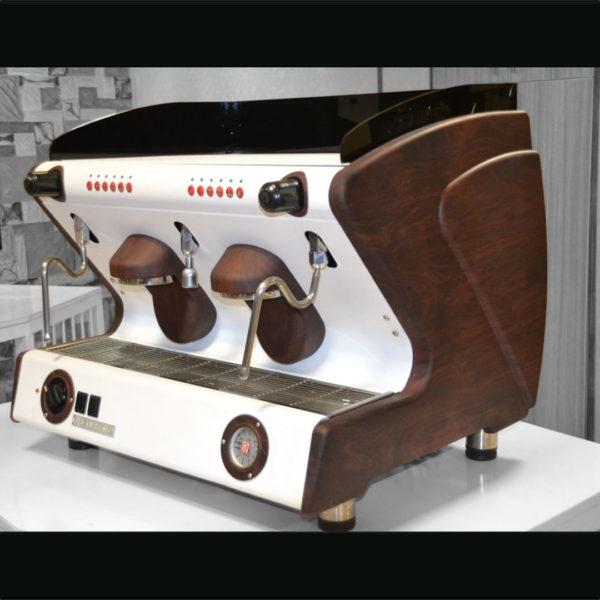 دستگاه اسپرسو سنرمو مدل میلانو